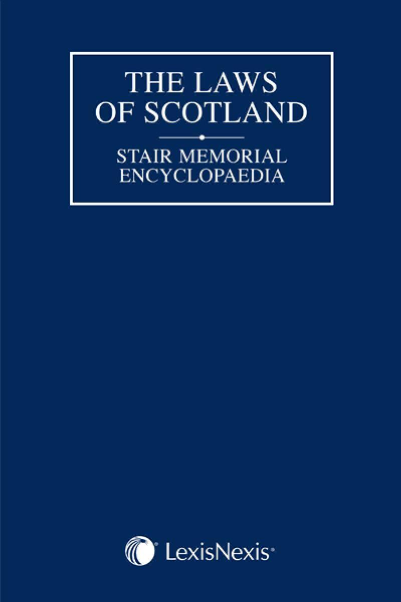 Stair Memorial Encyclopaedia: Administrative Law Reissue
